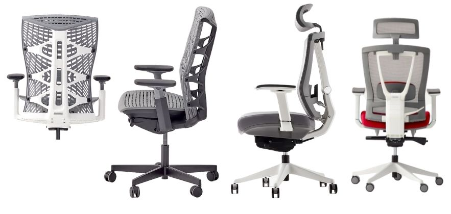 autnomous kinn chair vs ergochair 2 design