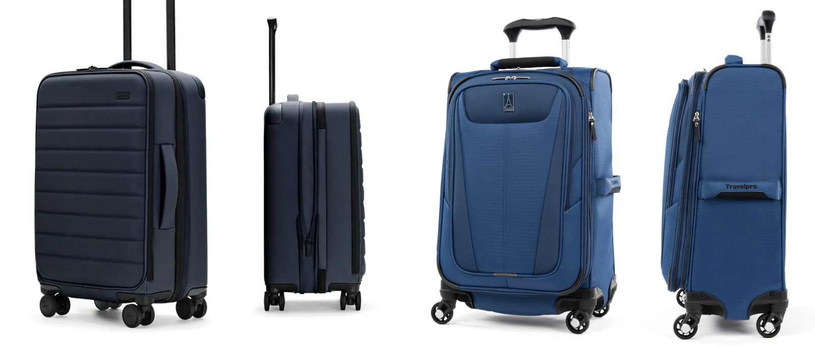 away and travelpro expandable softside luggage