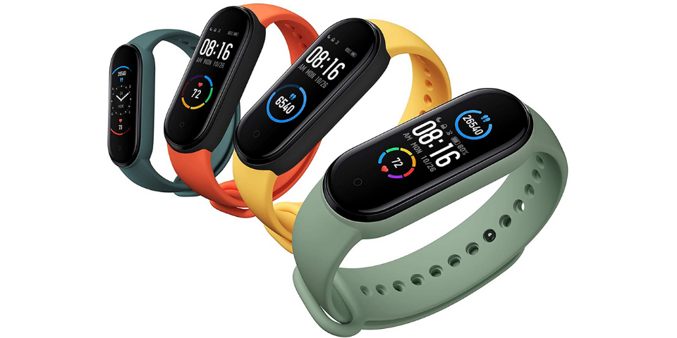Best Cheap Fitness Trackers Xiaomi Mi Band 5