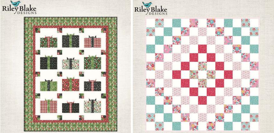 Riley Blake quilt kit cricut maker