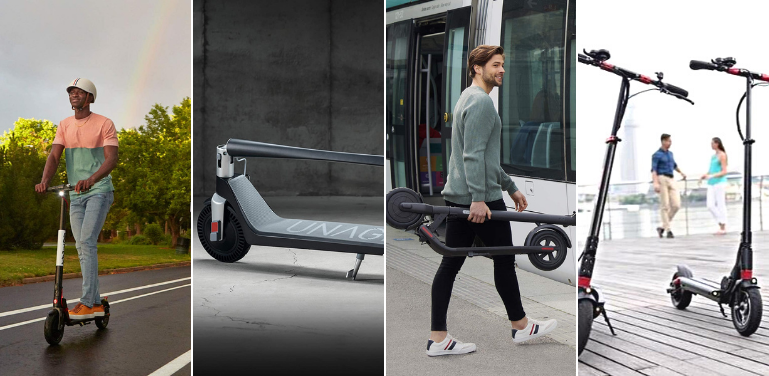 Best Electric Scooter Comparison