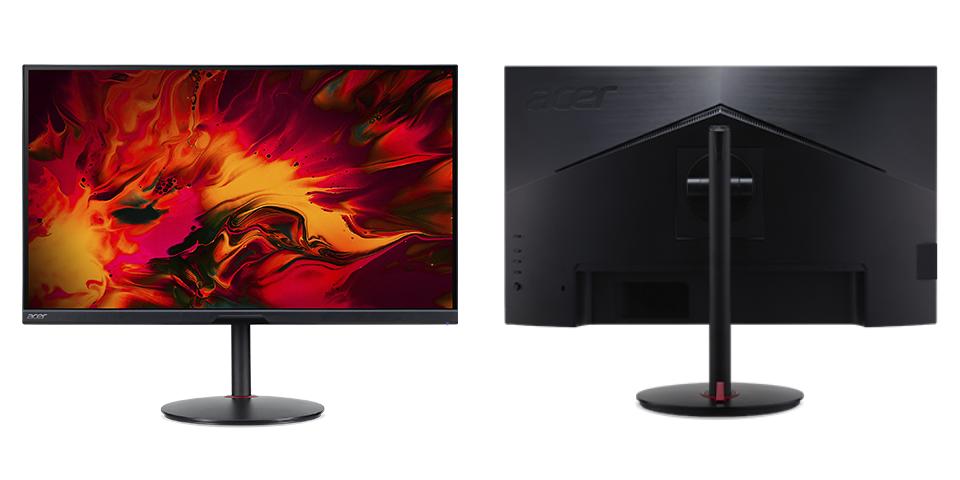 best gaming monitor for ps5 acer nitro xv282k