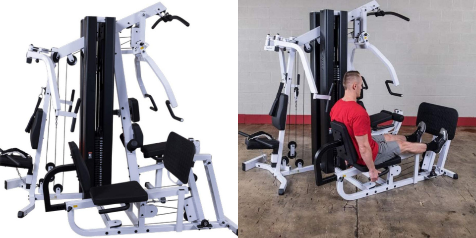 best home gym equipment all in one