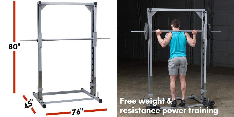best home gym equipment smith machine