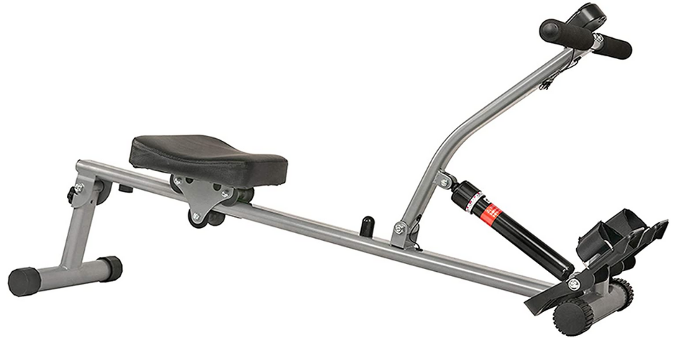 Best Rowing Machine for Beginners Sunny Health & Fitness SF-RW1205 Rowing Machine