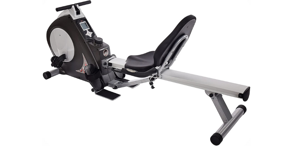Best Rowing Machine for Seniors Stamina Conversion II Recumbent Exercise Bike/Rower