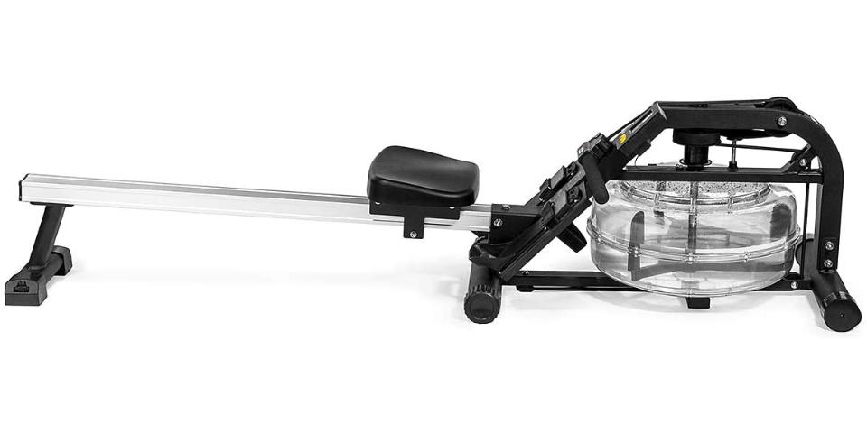 Best Water Rowing Machine XtremepowerUS Water Rower Machine