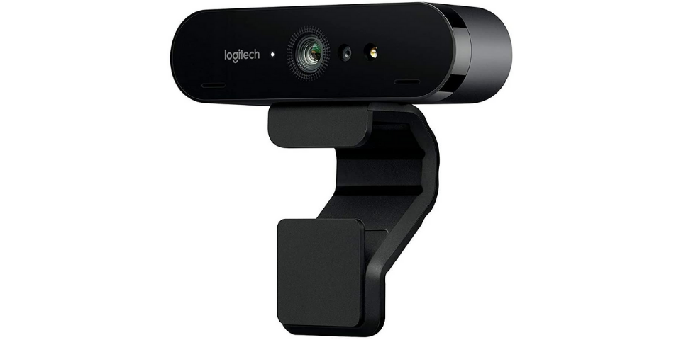 Best Webcam for Desktop Logitech Brio