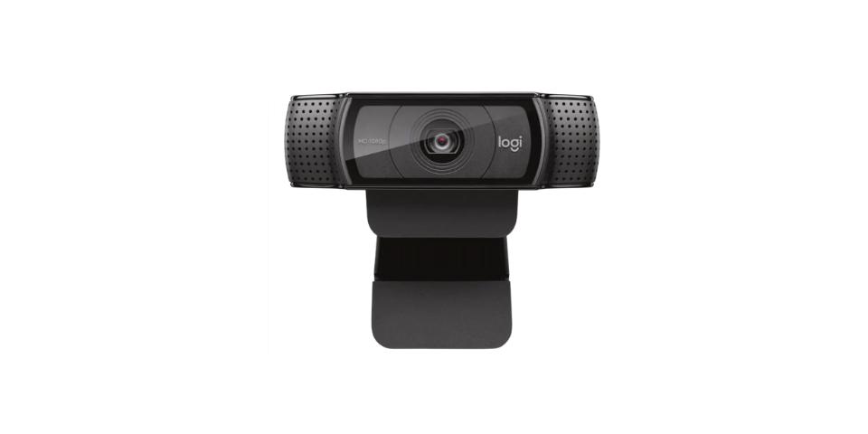 Best Webcam for Desktop Logitech C920