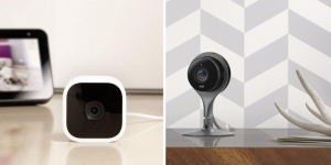 blink mini vs nest indoor camera