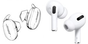 Bose Earbuds 700 vs Apple AirPods Pro
