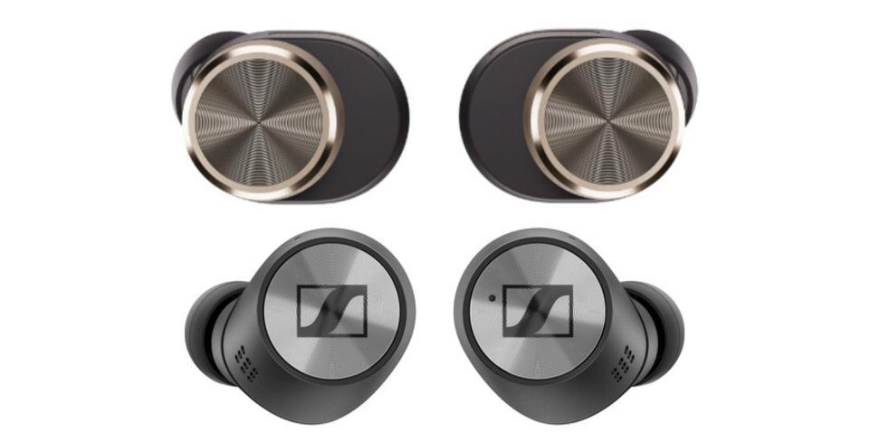 bowers & wilkins pi7 vs sennheiser momentum true wireless 2 design