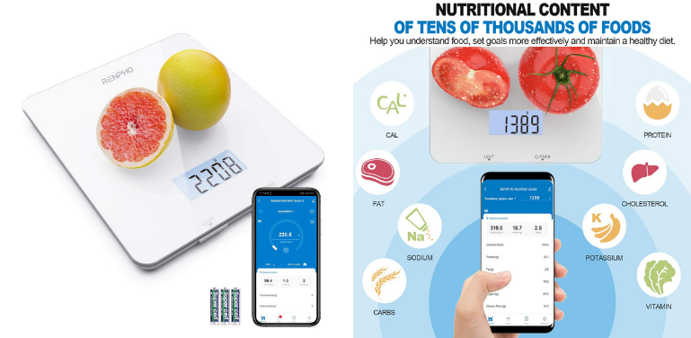 Budget-Friendly Food Scale