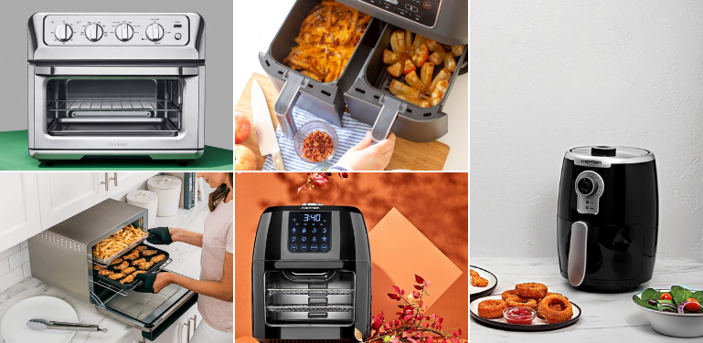 Chefman Air Fryer vs Ninja Air Fryer Ovens Comparison