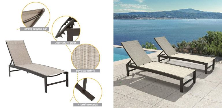 Best Patio Furniture Lounge Chair