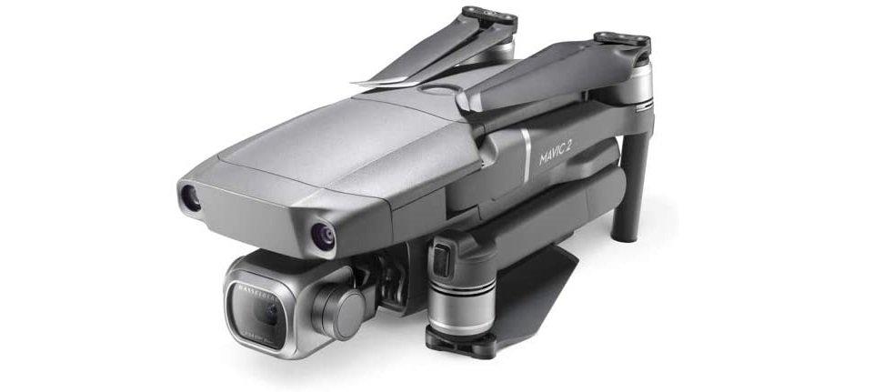 DJI Mavic Mini vs Mavic 2 Pro Cameras