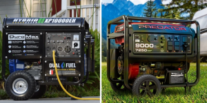 duromax vs predator generator