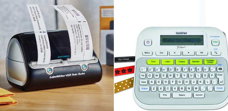 Dymo vs Brother Label Maker Best Seller
