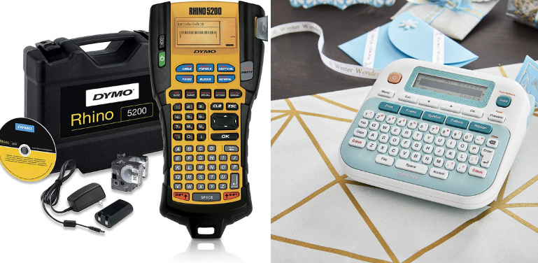 Dymo vs Brother Label Maker Industry Specific Label Makers