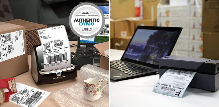 Dymo vs Rollo Thermal Printer Design and Hardware Compatibility