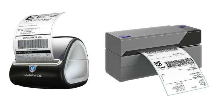 Dymo vs Rollo Thermal Printer Ease of Use