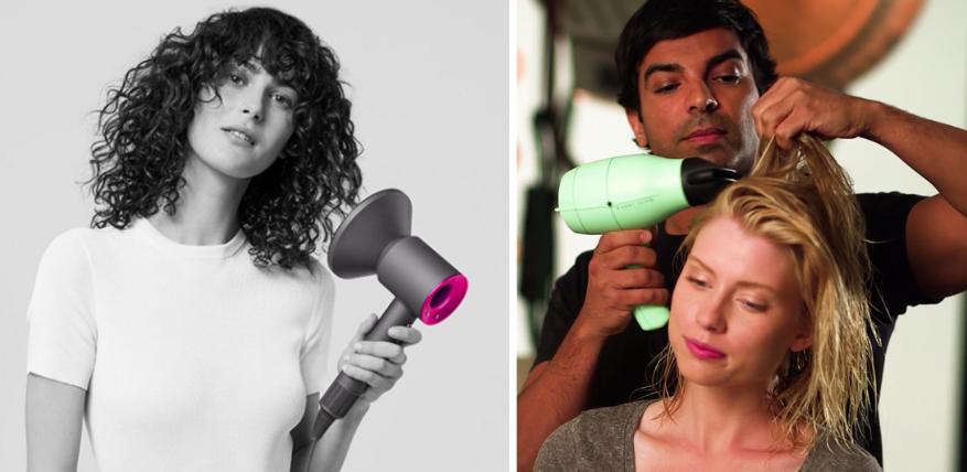 dyson supersonic hairdryer vs harry josh