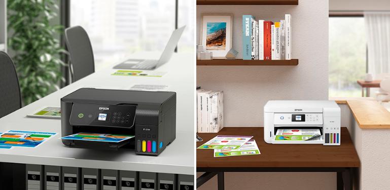 Epson EcoTank 2720 vs 2760 Print Speed and Quality Comparison