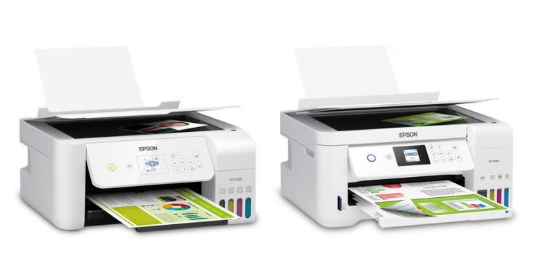 Epson EcoTank 2720 vs 2760 All-In-One Printer Comparison