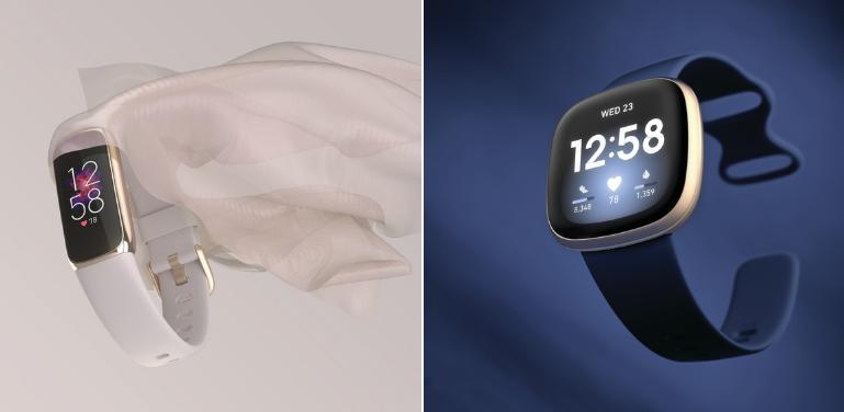 Fitbit Luxe vs Versa 3 Comparison
