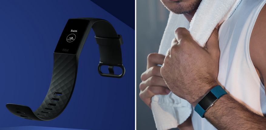 fitbit charge 4 vs charge 2 fitness tracker