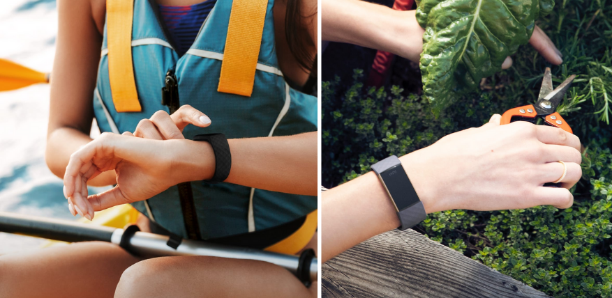 fitbit charge 4 vs charge 3 fitness tracker