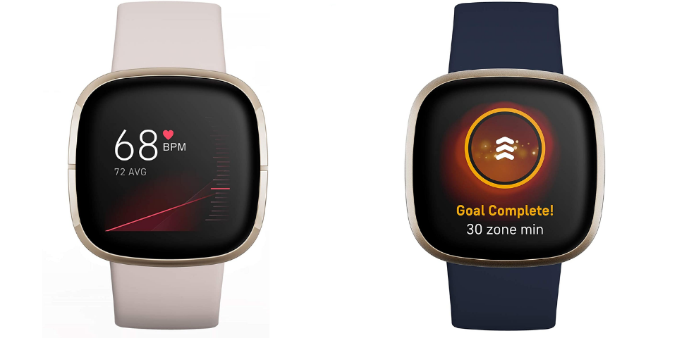 Fitbit Sense vs Versa 3 Fitness Tracking