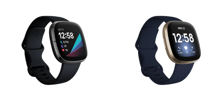 Fitbit Sense vs Versa 3