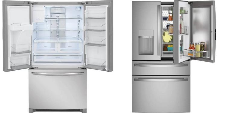 Frigidaire vs GE Refrigerator