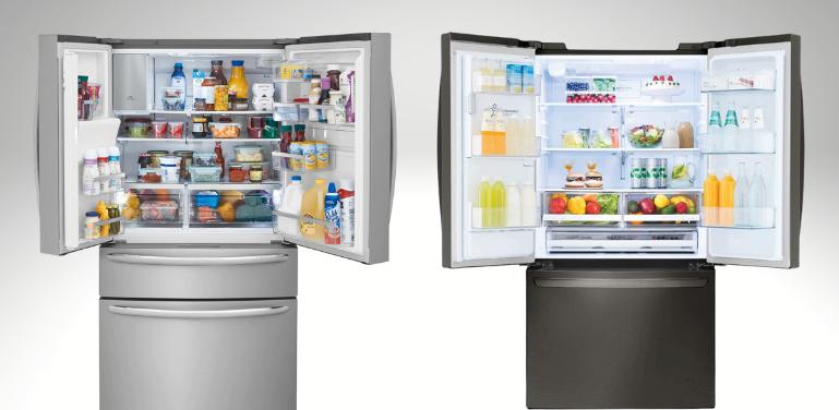 Frigidaire vs LG Refrigerator Comparison