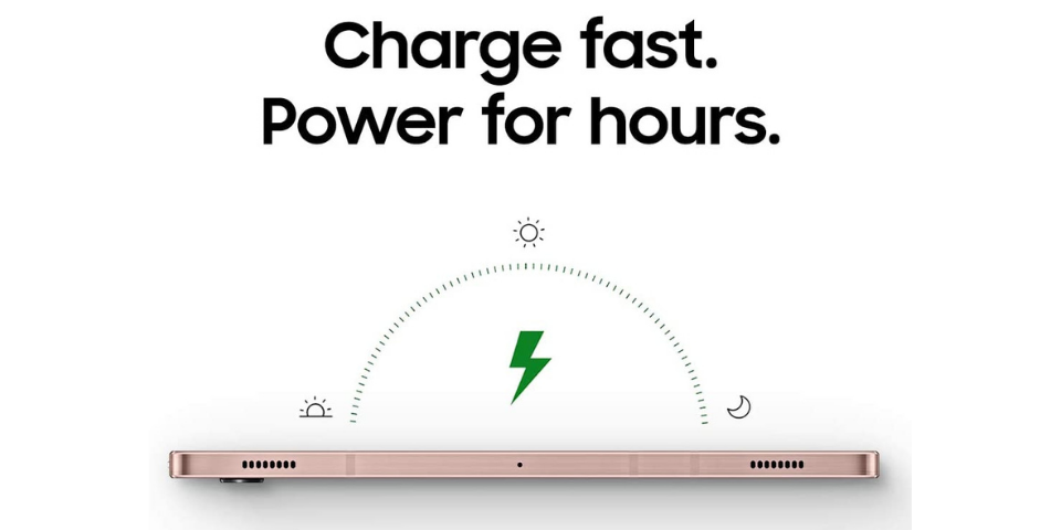 galaxy tab s6 vs s7 battery and storage
