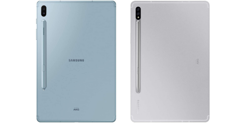 galaxy tab s6 vs s7 camera and other features