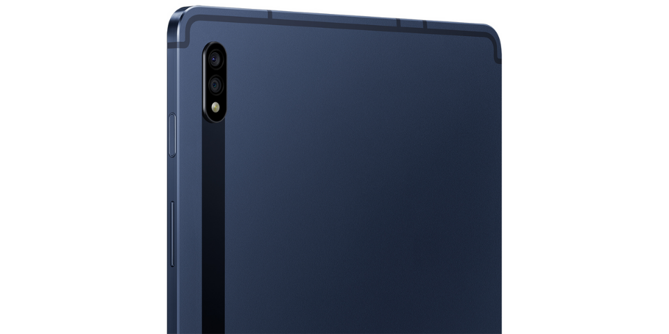 Galaxy Tab S7 vs iPad Air Design