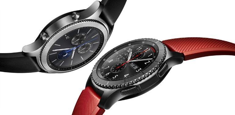 Galaxy Watch 3 vs Gear S3