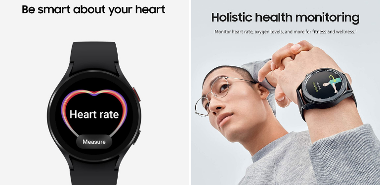 Samsung Galaxy Watch 4 vs Watch 3 Health Tools