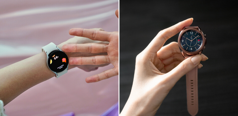 Samsung Galaxy Watch 4 vs Watch 3 Comparison