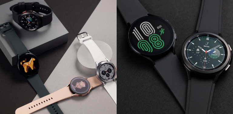 Samsung Galaxy Watch 4 vs Watch 4 Classic Review