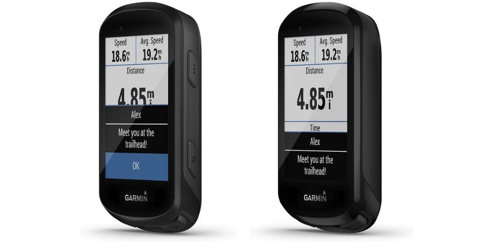 garmin edge 530 vs 830 design