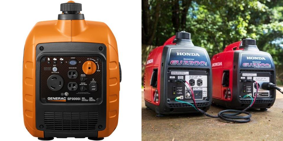 Generac GP3000i vs Honda Features
