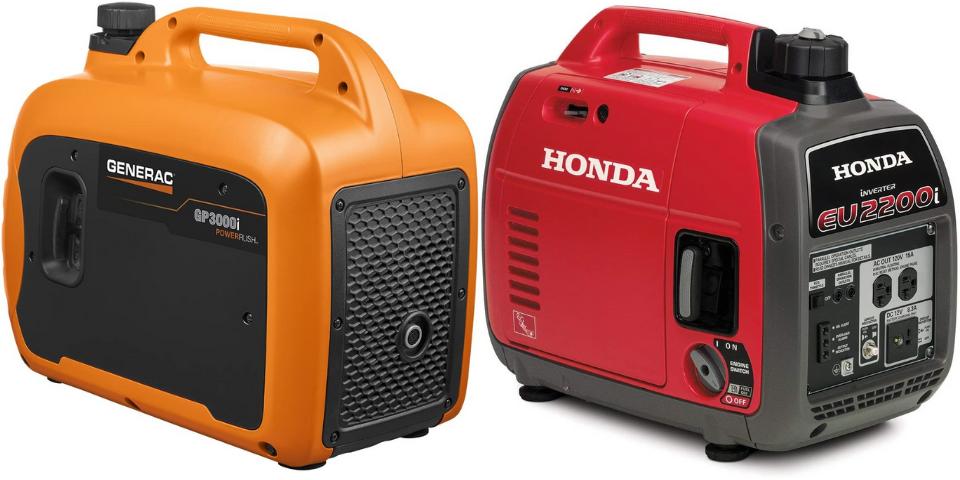 Generac GP3000i vs Honda Performance