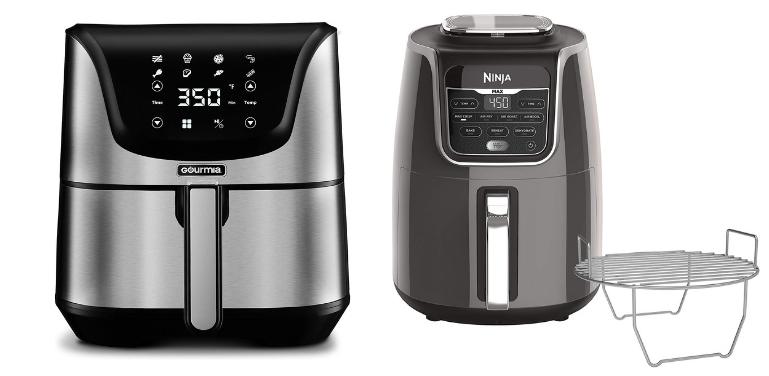 Gourmia vs Ninja Air Fryer (Medium Capacity)