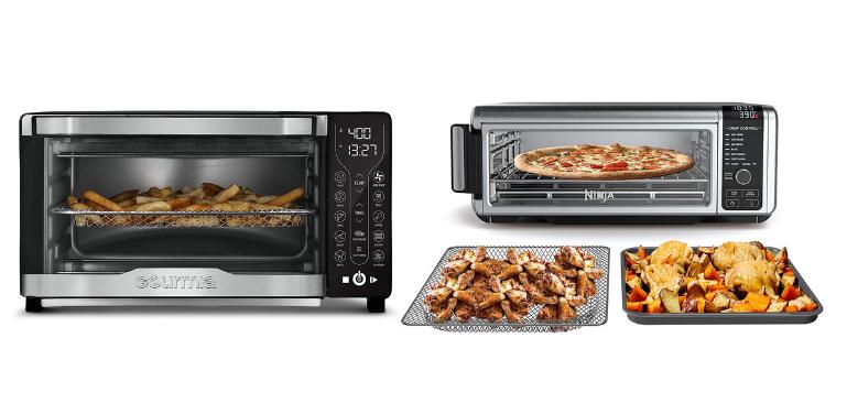 Gourmia vs Ninja Air Fryer Ovens (Large Capacity)