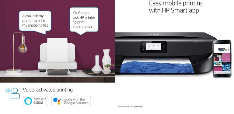 HP Tango vs Envy Smart Features Comparison