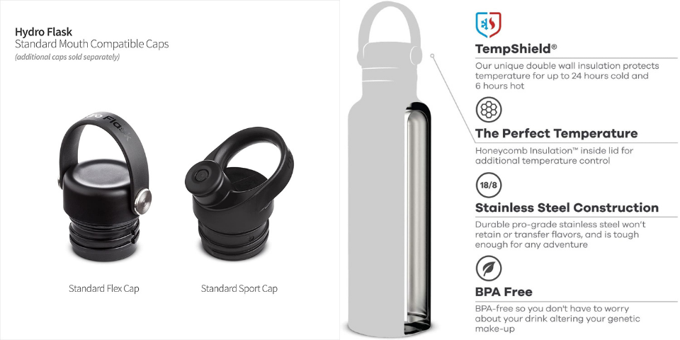 hydro flask vs iron flask insulation