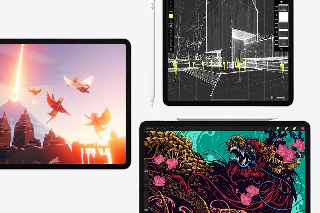 iPad 11 vs 12.9 - iPad Pro 2020 Performance
